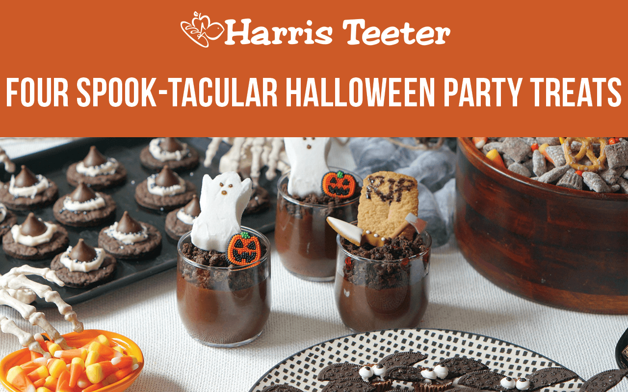 Halloween Party Treats