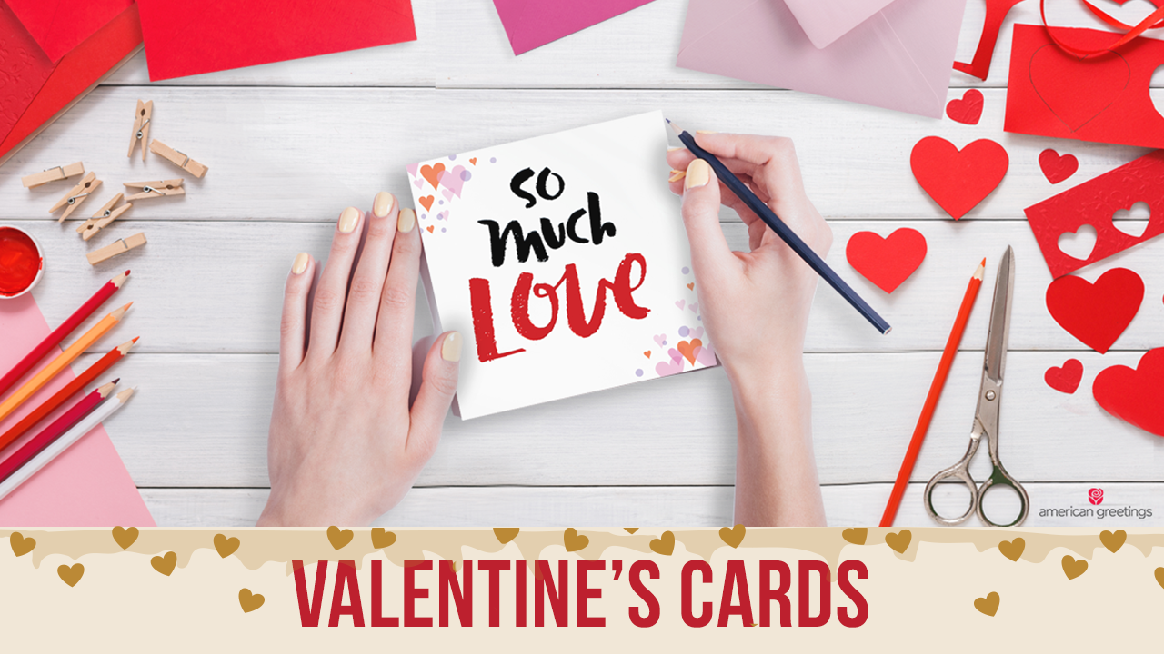 Diy What To Write In A Valentines Day Card Harris Teeter