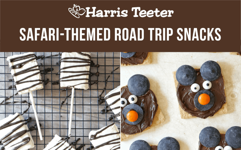 Safari-Themed Road Trip Snacks