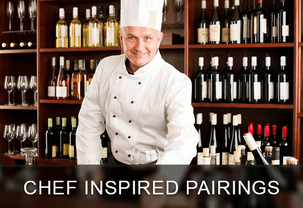 Chef Inspired Pairings