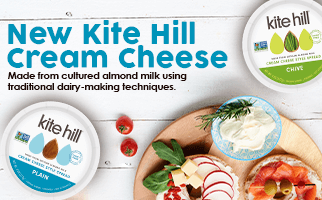 Kite Hill Cream Cheese