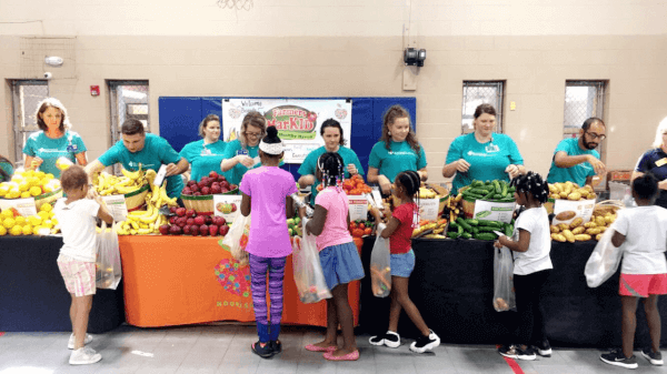 United Way - Nourish in NC