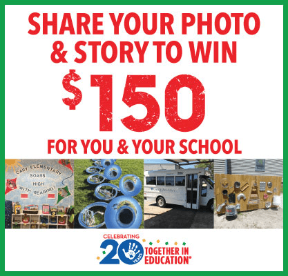 Tell Us Your Story Sweepstakes