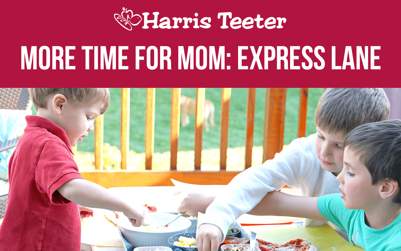 More Time for Mom: Express Lane