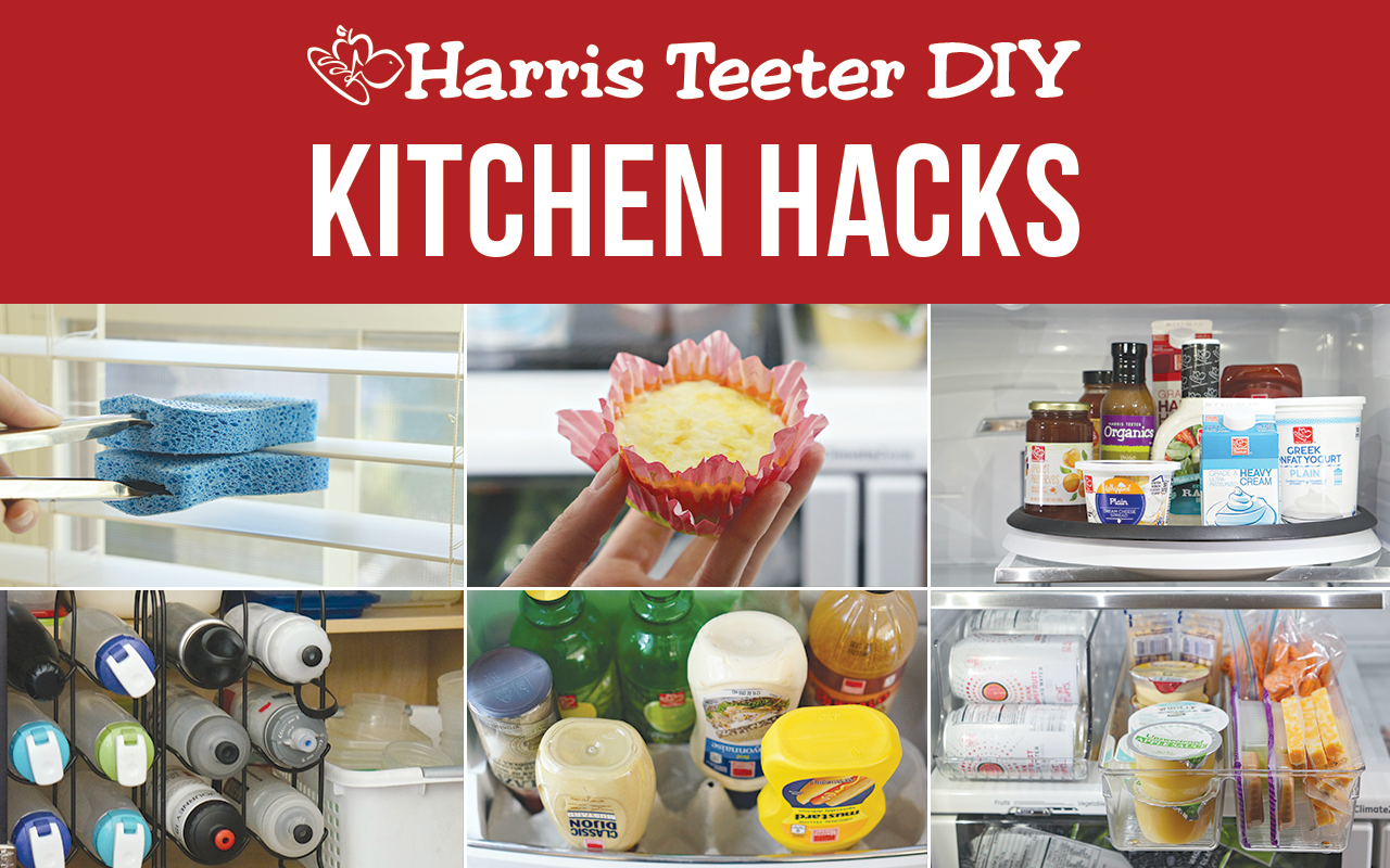 HT - Kitchen Hacks