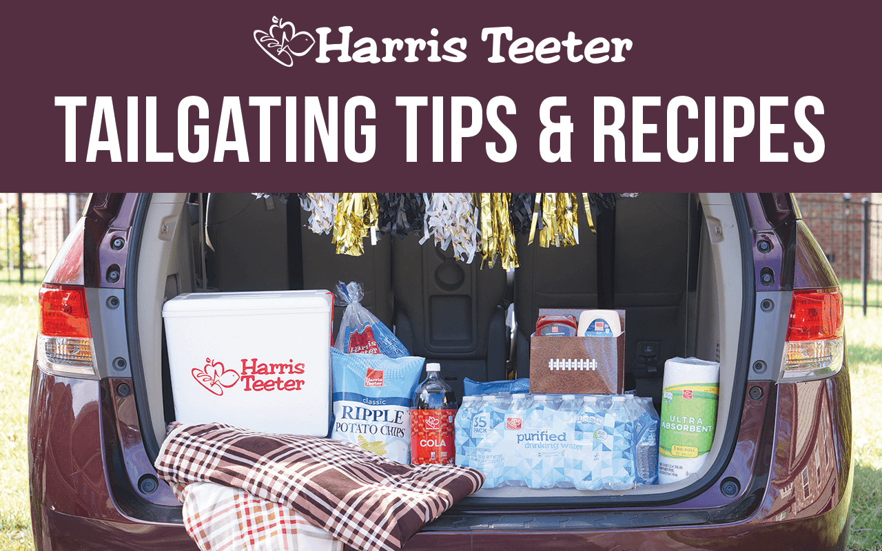 Tailgating Tips & Recipes