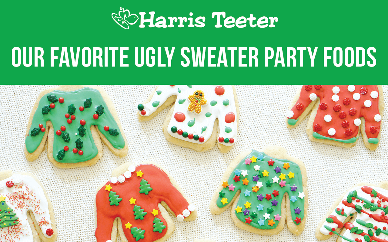 Our Favorite Ugly Sweater Party Foods