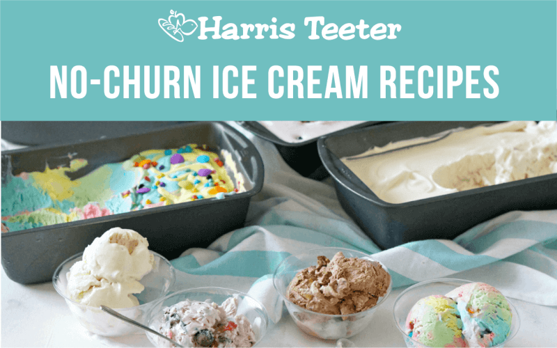 No-Churn Ice Cream Recipes