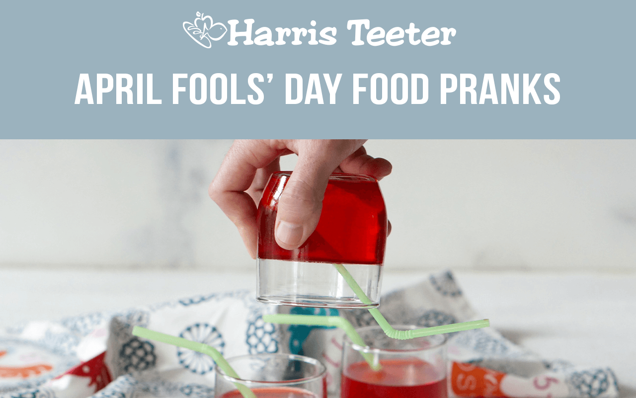 April fools day food pranks