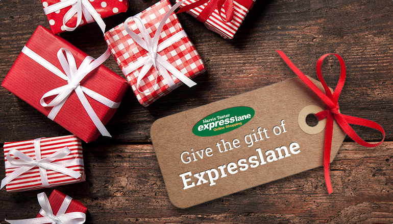 Give the gift of ExpressLane