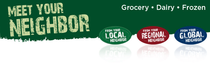 Meet Your Neighbor - Grocery