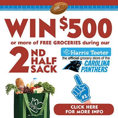 Panthers Promotions - Harris Teeter LLC