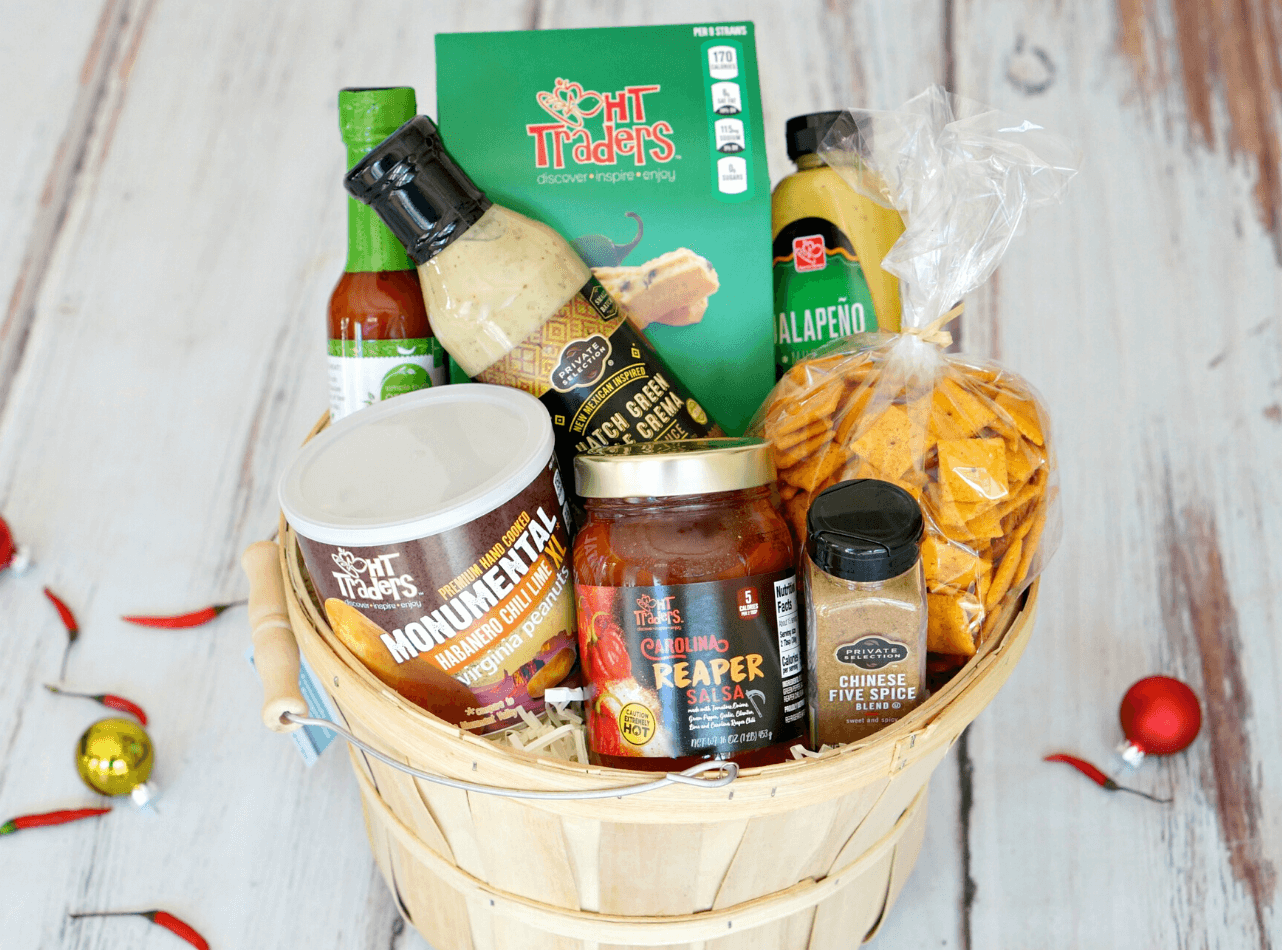 some like it hot gift basket